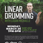 Drum Clinic Flyer
